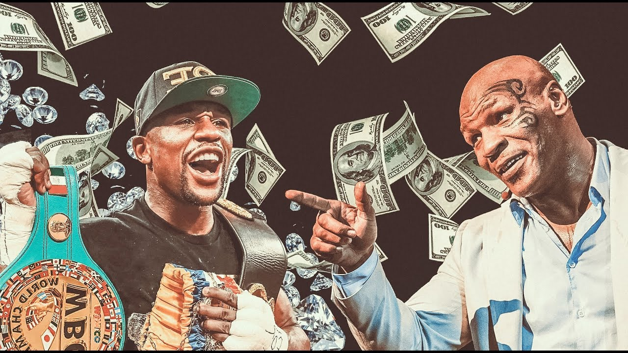 Top 5 Money Fights In Boxing