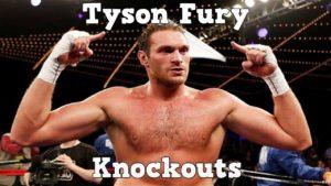 Tyson Fury – Highlights / Knockouts