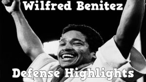 Wilfred Benitez – The Defensive Master