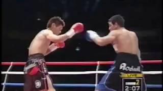 WBC世界バンタム級TM  長谷川穂積VSクリスチャンファッシオ