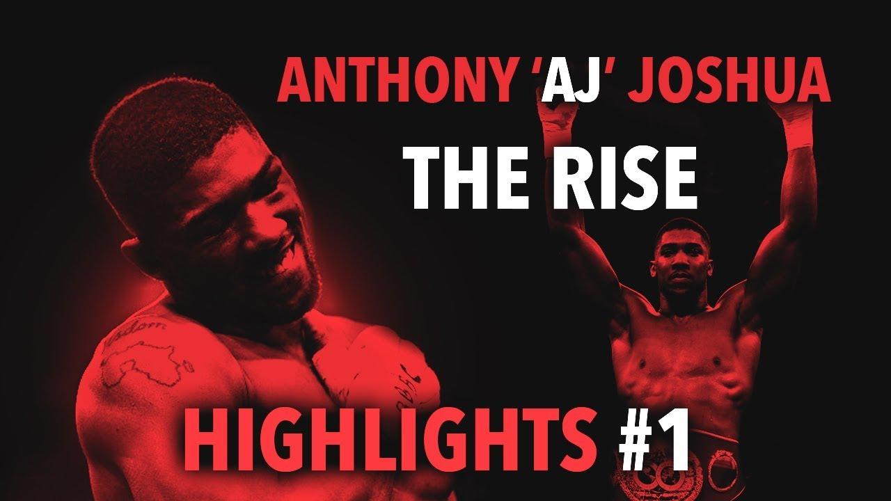Anthony Joshua / AJ – The Rise (Highlights #1)