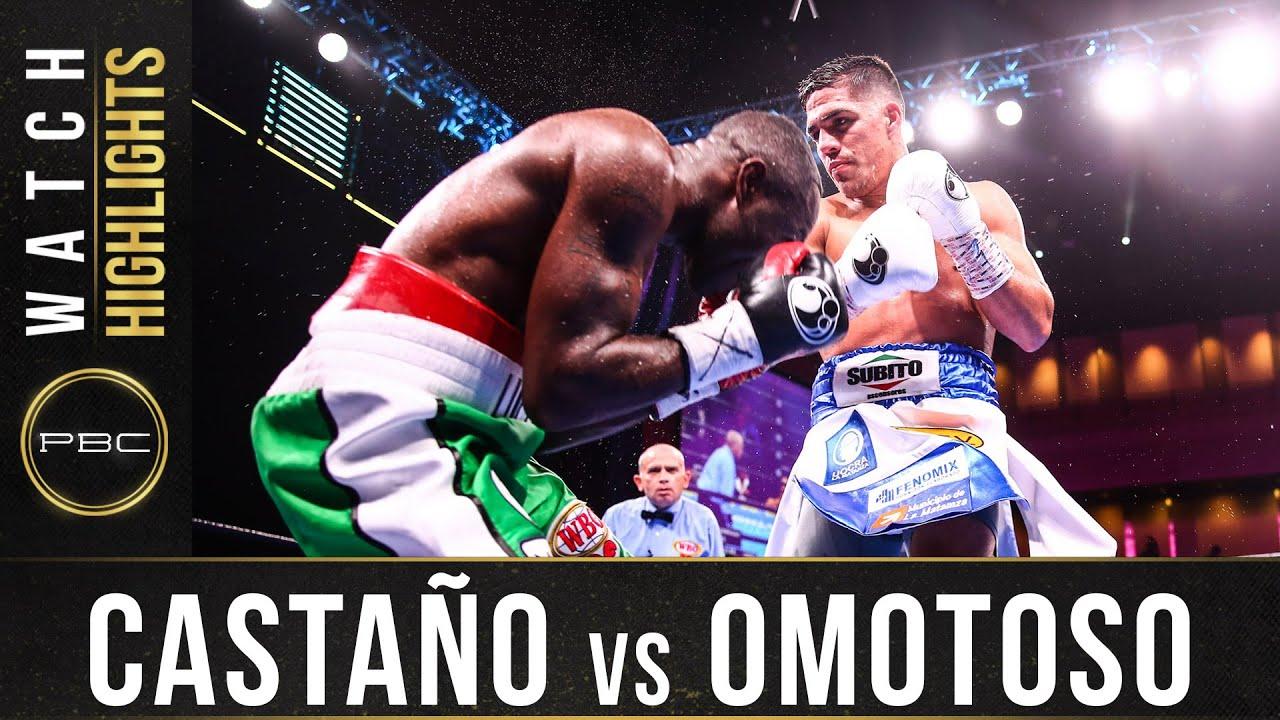 Castano vs Omotoso Highlights: November 2, 2019 – PBC on FS1