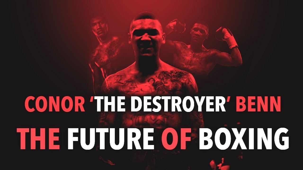Conor Benn / The Destroyer (Highlights)
