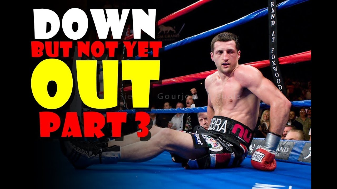 Down But Not Yet OUT 3! The Most Inspiring Comeback Wins in Boxing