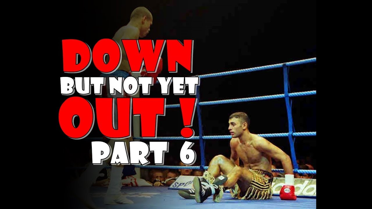 Down But Not Yet OUT 6! The Most Inspiring Comeback Wins in Boxing