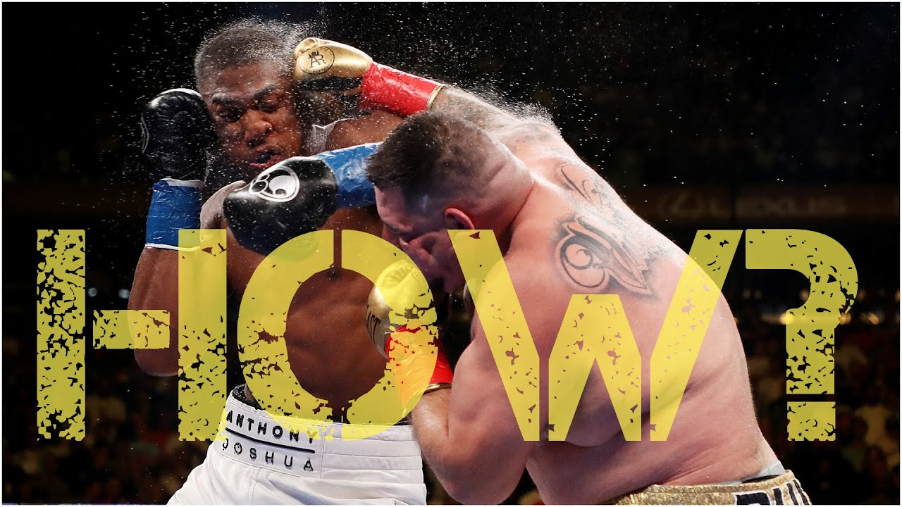 How Did Andy Ruiz Jr. Stop Anthony Joshua? | Fight Analysis