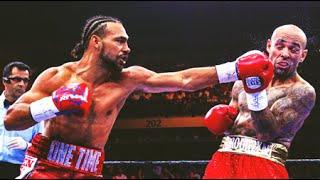Keith Thurman vs Luis Collazo (Highlights)