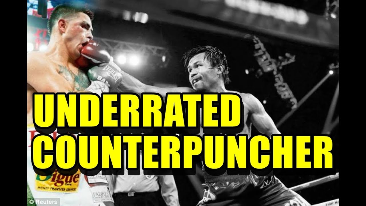 Manny Pacquiao Underrated Counter Puncher Highlights