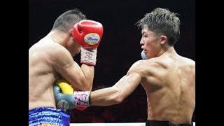 Naoya Inoue vs  Nonito Donaire Fight of year Perfect body shot 2019   Highlights 60FPS