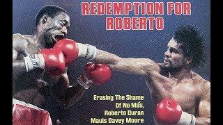Roberto Duran vs Davey Moore – Highlights (Duran Mauls, KNOCKS OUT Moore)