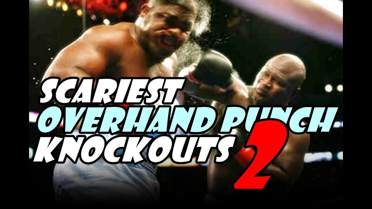 Scariest Overhand Punch Knockouts in Boxing History/Greatest One Punch Knockouts vol. 2