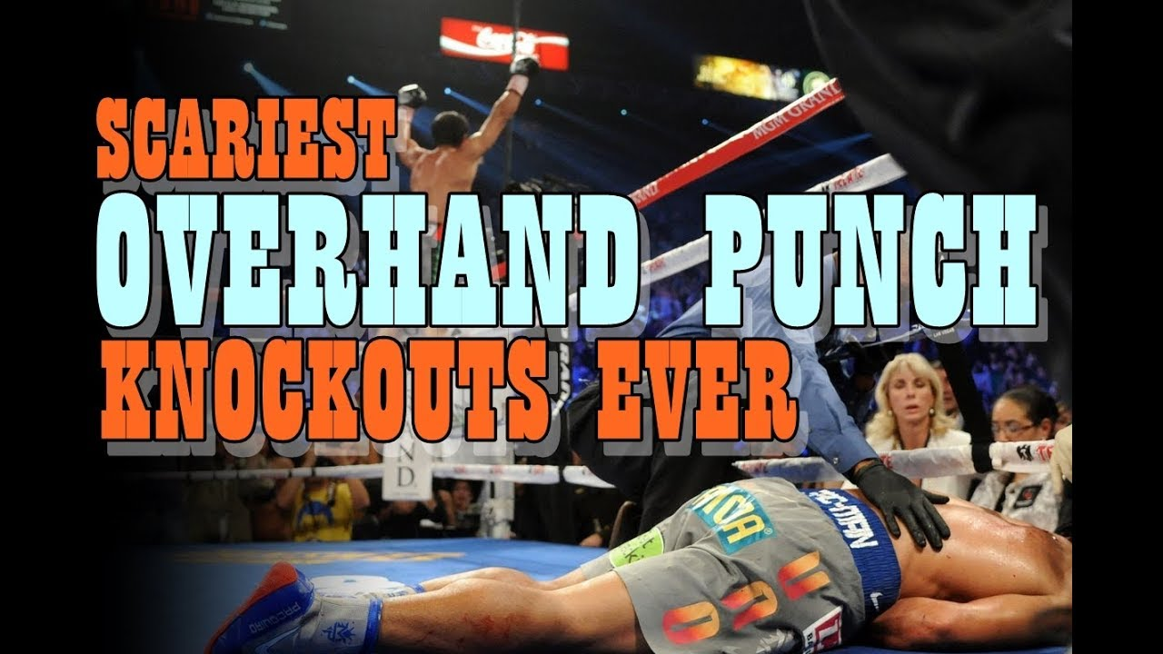 Scariest Overhand Punch Knockouts in Boxing History/Greatest One Punch Knockouts