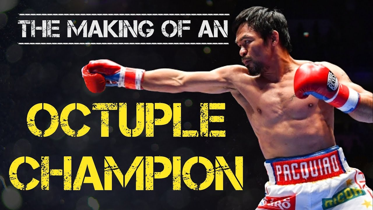 The Making Of An Octuple Champion | Manny Pacquiao Fight Analysis