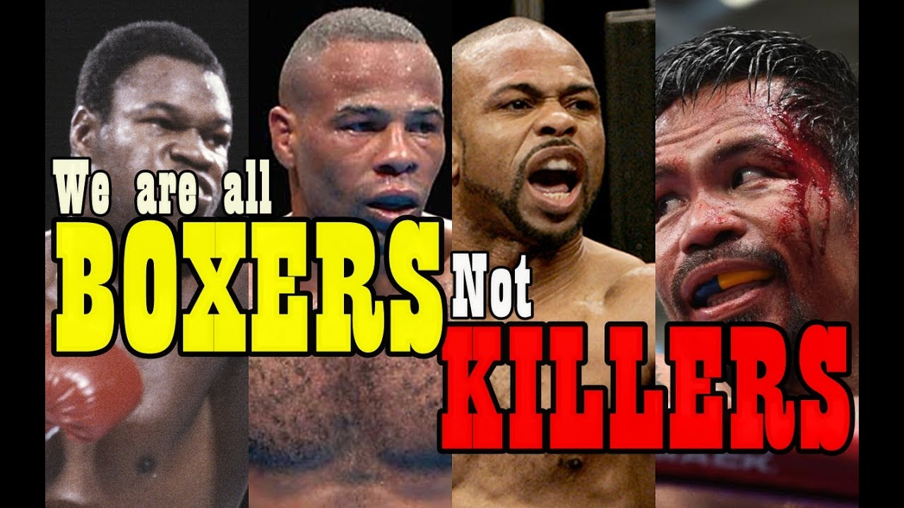 They are BOXERS, not KILLERS! 5 RARE ACTS OF EMPATHY in BOXING