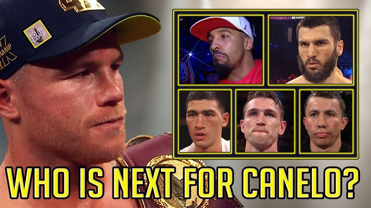 Who is next for Canelo Alvarez?