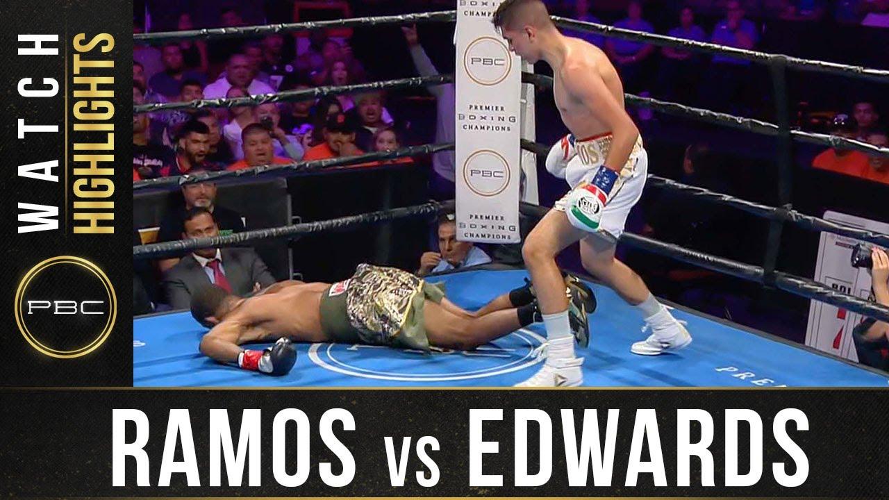 Ramos vs Edwards HIGHLIGHT: September 21, 2019 — PBC on FS1
