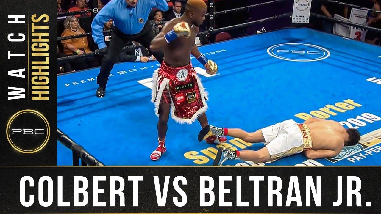 Colbert vs Beltran HIGHLIGHTS: September 21, 2019 — PBC on FS1