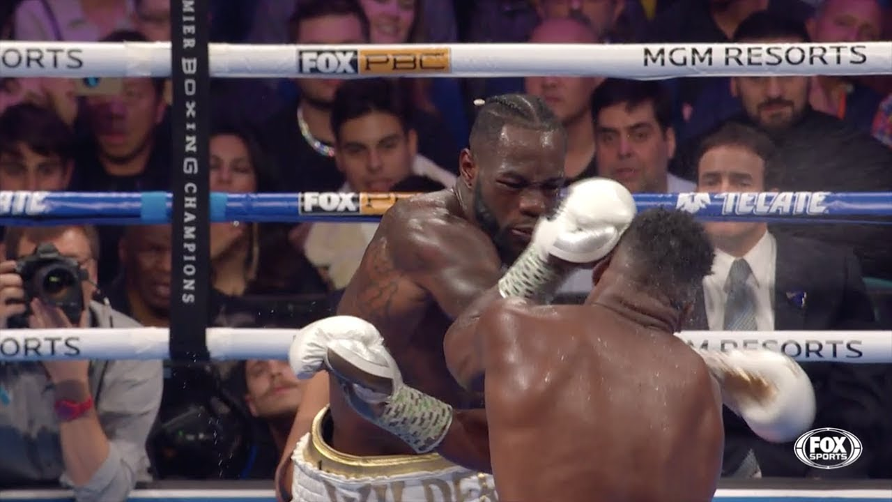 Deontay Wilder vs Luis Ortiz 2 Highlights Recap