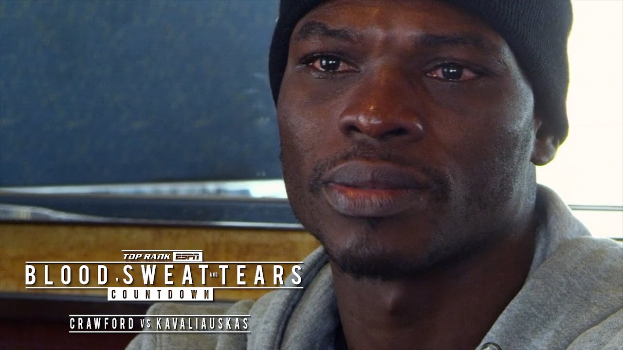 Richard Commey on what it means to be a champion from Africa.