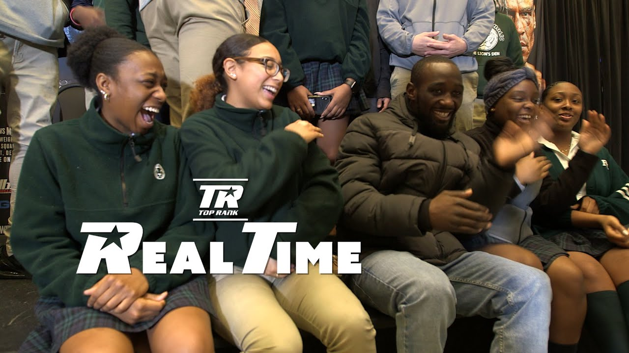 Top Rank Real Time – Episode 2: Crawford vs Mean Machine