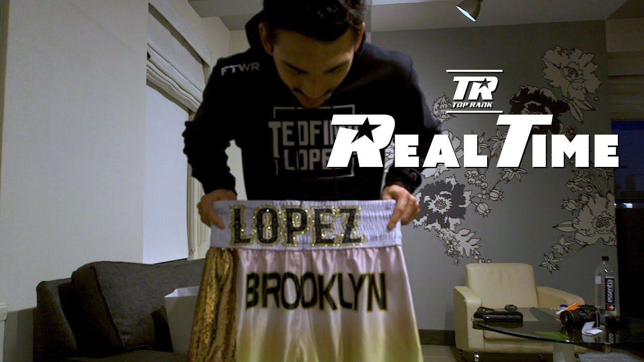 Top Rank Real Time – Episode 5: Crawford vs Mean Machine