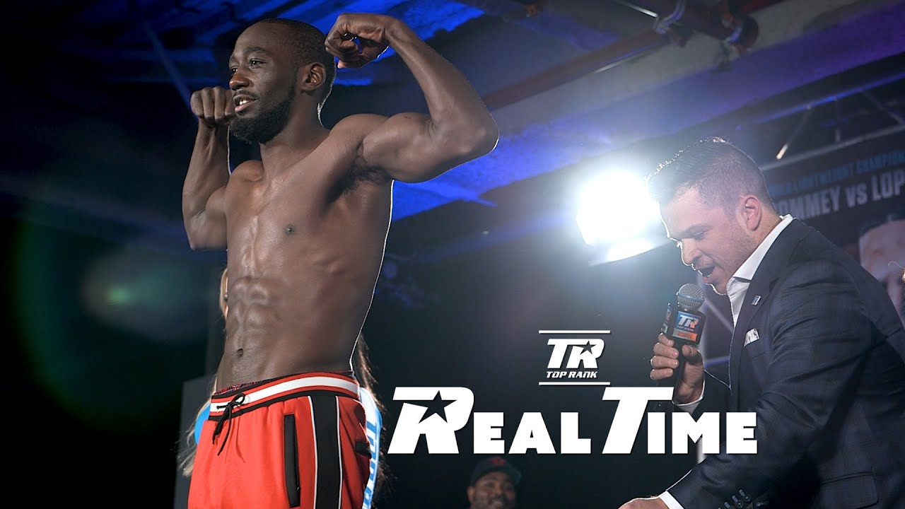 Top Rank Real Time – Episode 7: Crawford vs Mean Machine