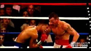 Arturo 'Thunder' Gatti Tribute (GP)