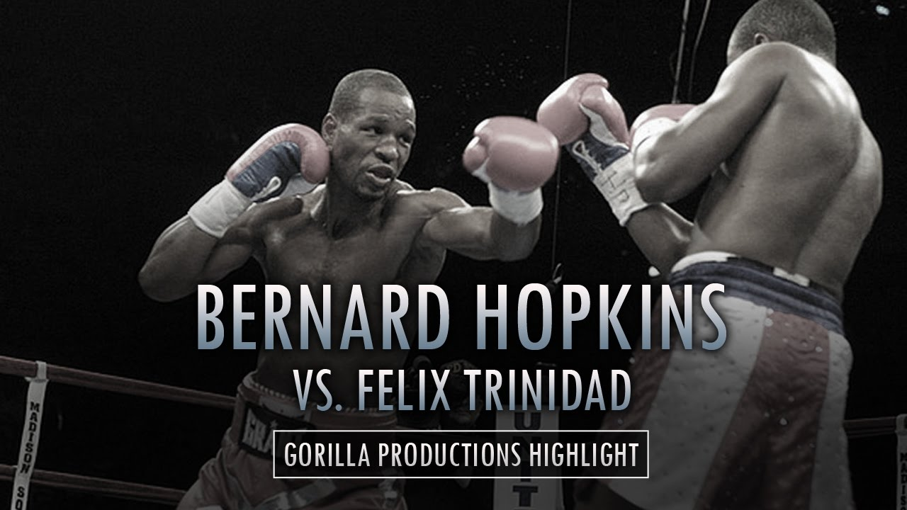Bernard Hopkins vs Felix Trinidad | GP highlights