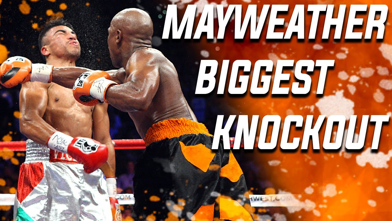 Floyd Mayweather's Biggest Knockout