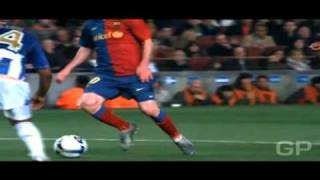 Lionel Messi 08 09 Season in Review
