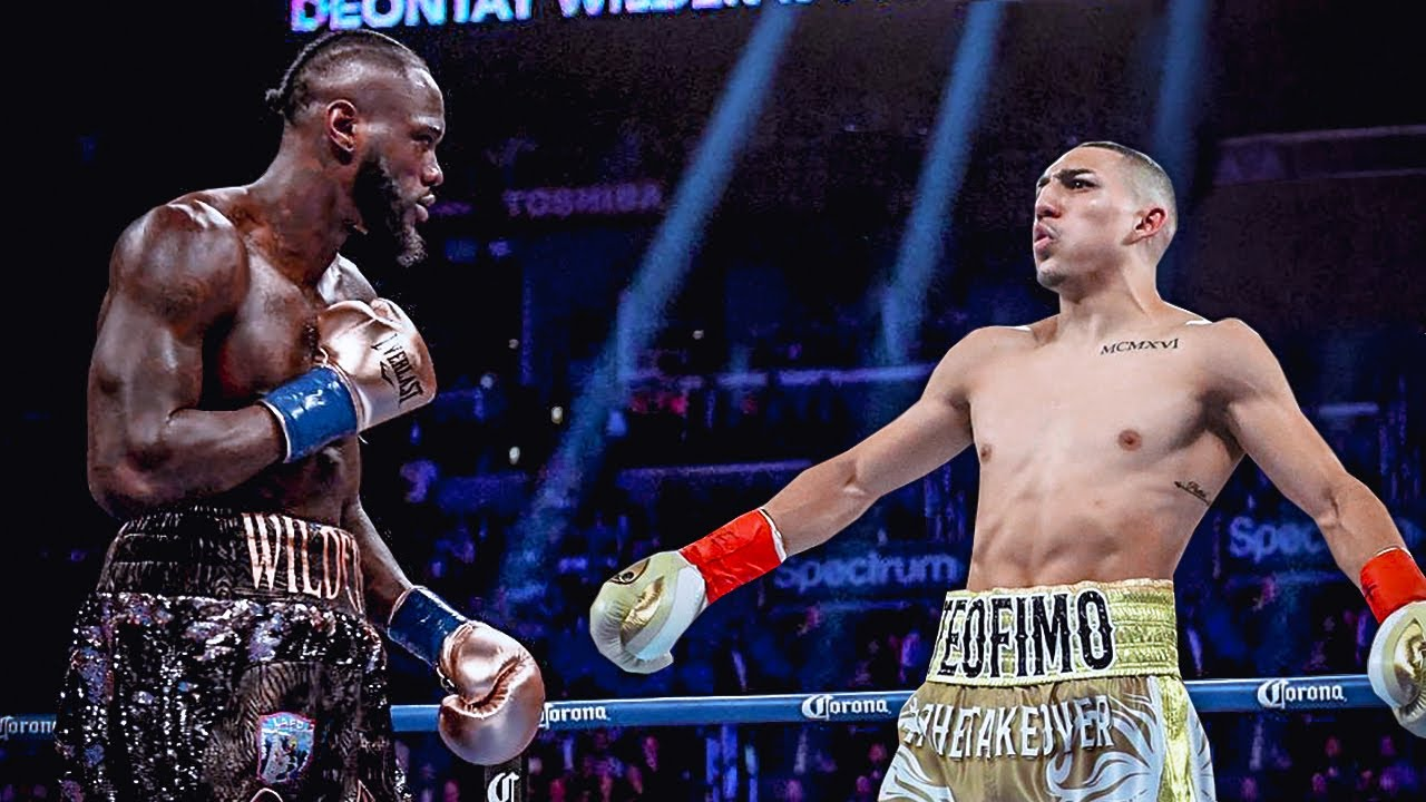 5 HARDEST HITTERS IN BOXING 2020