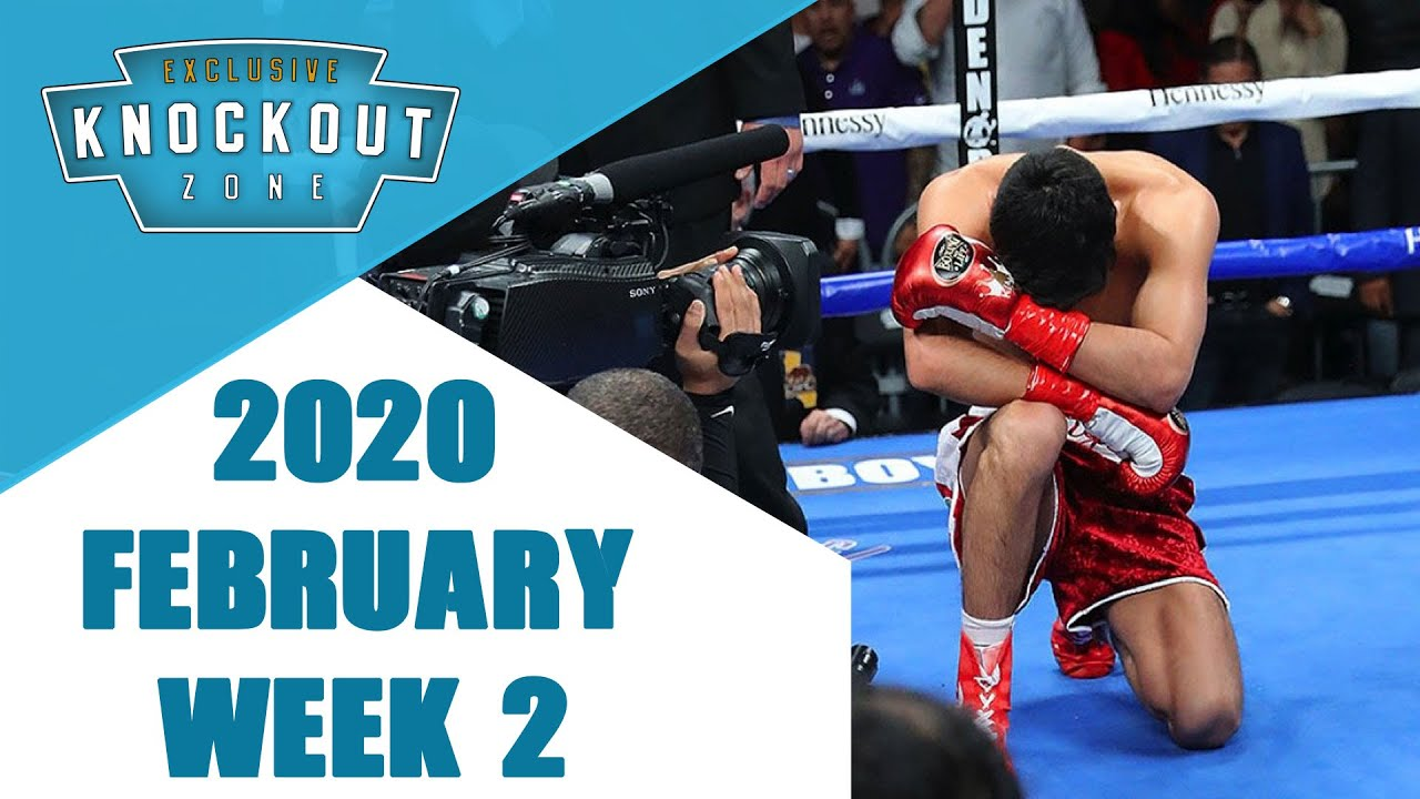 Boxing Knockouts | February 2020 Week 2