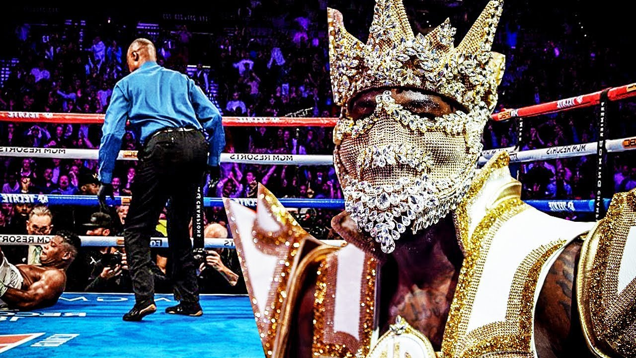 Deontay Wilder | All 10 Title Defenses