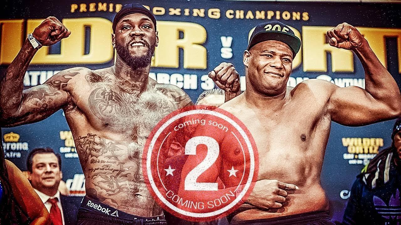 Deontay Wilder vs Luis Ortiz 2