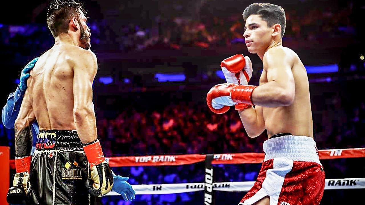 Ryan Garcia vs Jorge Linares | The Battle Of Generations