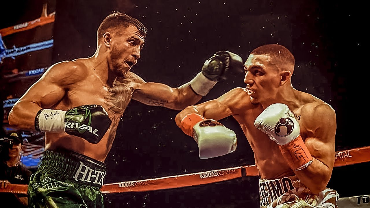 Vasyl Lomachenko vs Teofimo Lopez: The Fight For Legacy