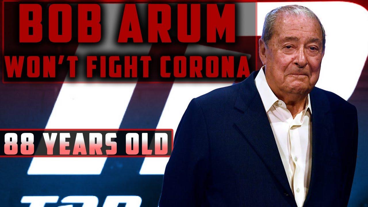Bob Arum Health Concerns?