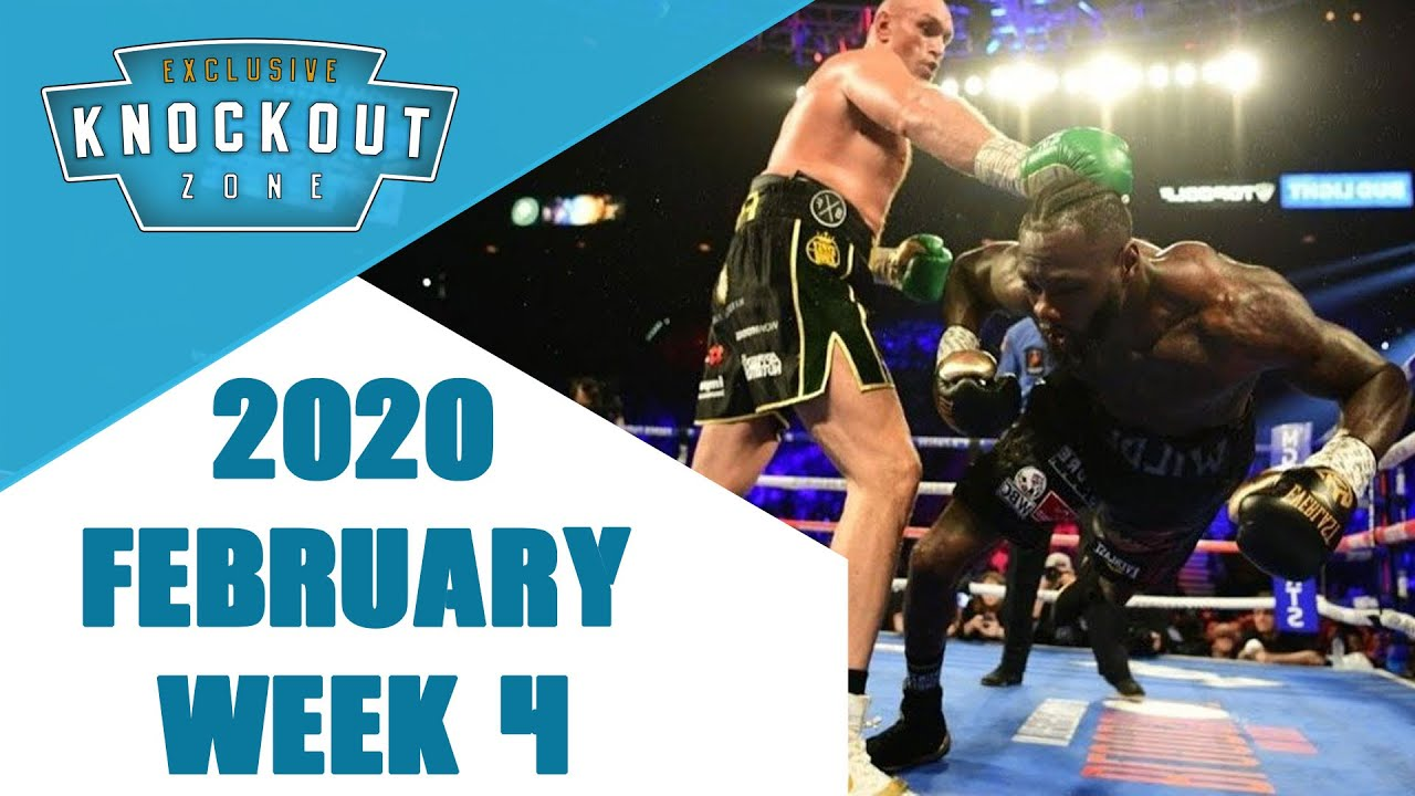 Boxing Knockouts | February 2020 Week 4