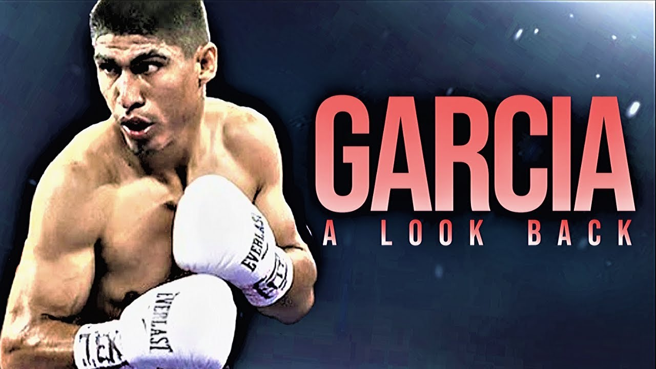 Mikey Garcia – A LOOK BACK IN BOXING (2020)