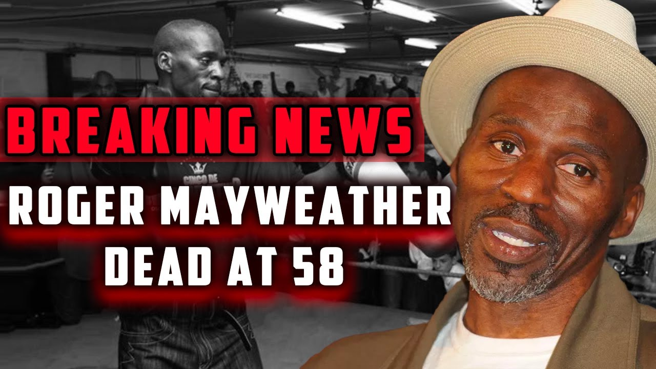 Roger Mayweather Dead at 58