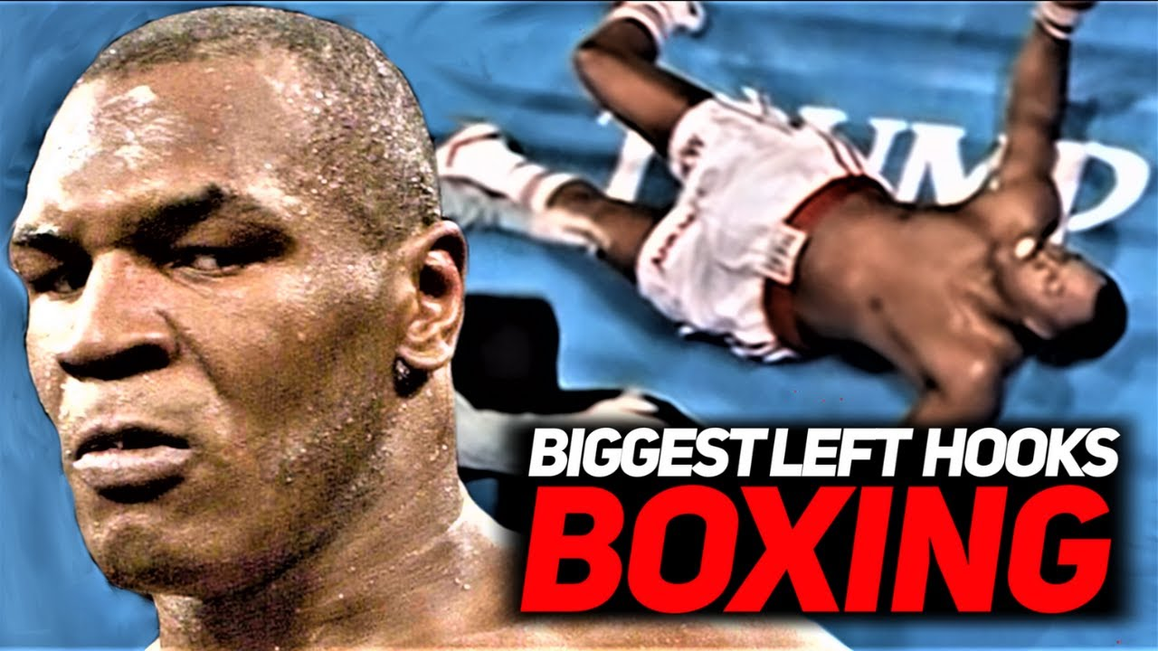 Top 25 Biggest Left Hook Punches In Boxing..Part1