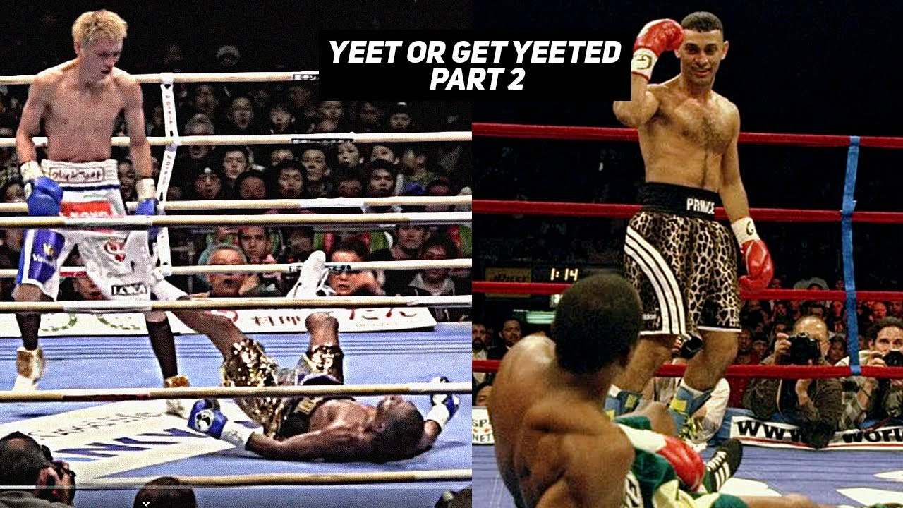 Yeet Or Get Yeeted :Boxing Edition Part 2