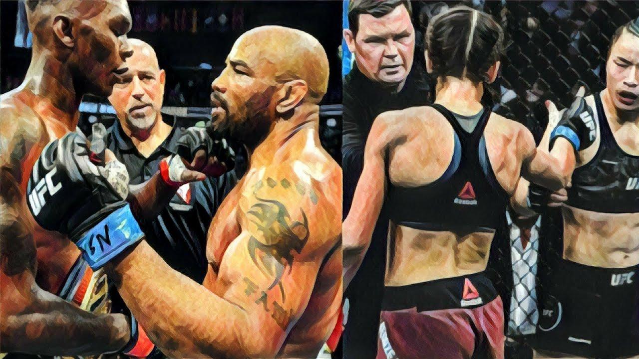 Israel Adesanya Defeats Yoel Romero | Zhang & Joanna Instant Classic Best Women's Fight This Year?