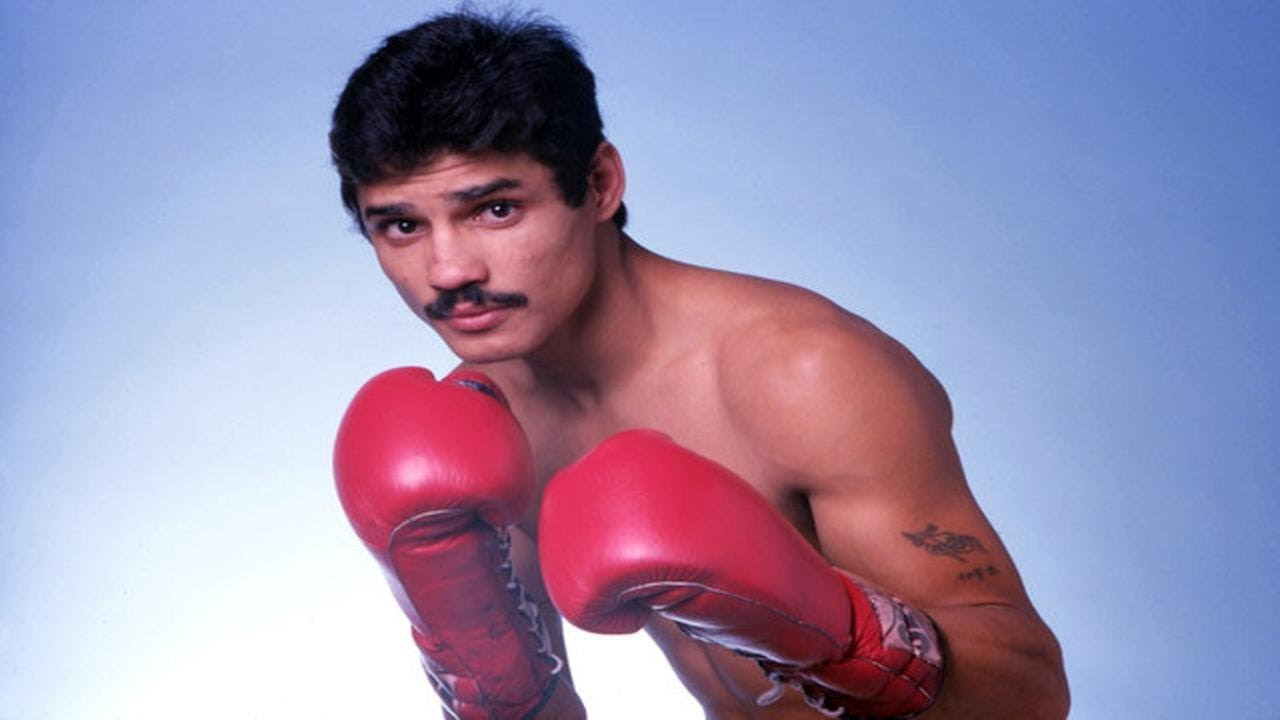 Alexis Arguello: Routes to the Body