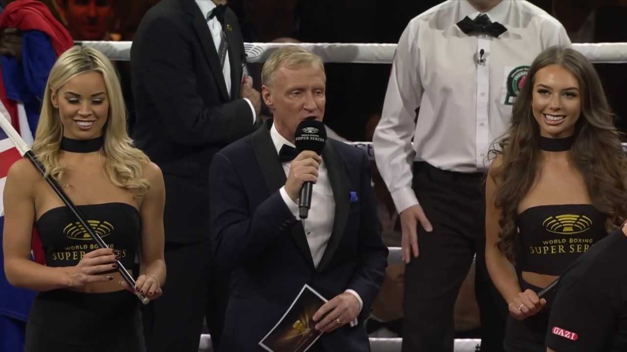 Eubank Jnr vs Yildirim – WBSS Season I: Super-Middleweight QF2