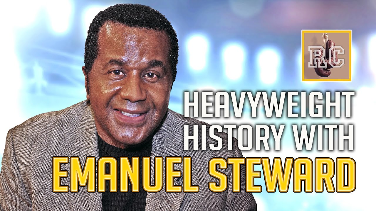 Heavyweight History with Emanuel Steward (Boxing Documentary)