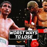 Worst Ways to Lose in Boxing