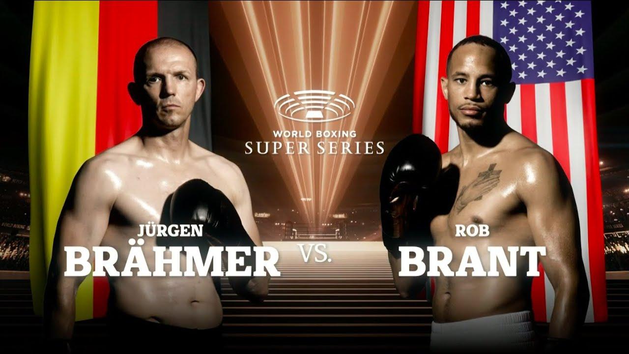 Brähmer vs Brant – WBSS Season I: Super-Middleweight QF4