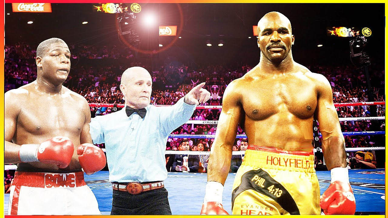 Evander Holyfield All 10 Losses and Toughest Moments