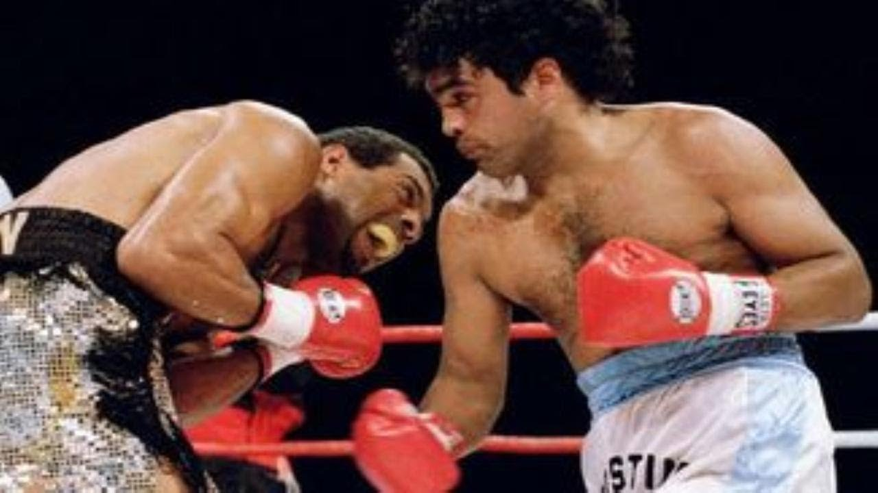 Jorge Castro – Locomotora (Highlights & Knockouts)